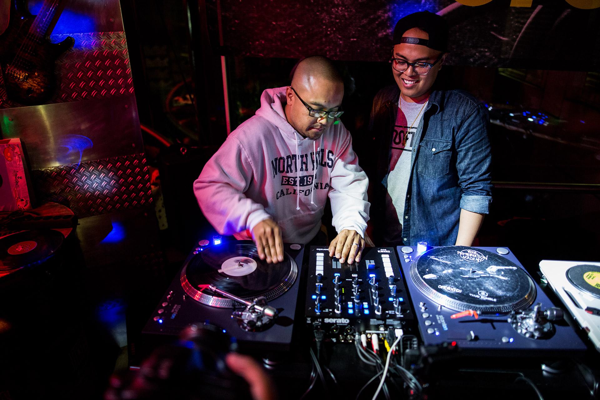 Sample Music Festival DJs