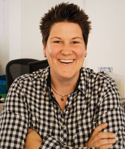 Sarah Cox, Sales Director EMEA bei d3 Technologies