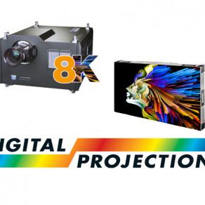 Neuer 8K Laserprojektor von Digital Projection