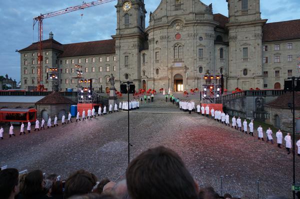 Audio-Welttheater-Einsiedel