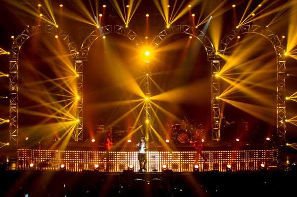 Auftritt-Licht-Technik-Gianna-Nannini