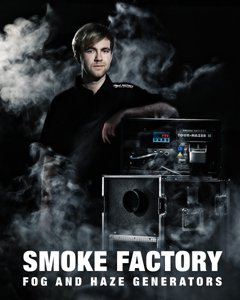 Benjamin Stocklöw Smoke Factory