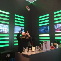 Cocktail-Barkeeper-Schnickschnack