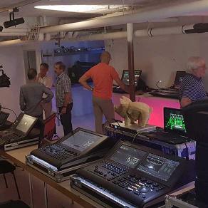 Schweizer Licht-Vertrieb EMC eröffnet Showroom