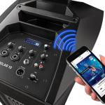HK Audio präsentiert kabellosen Säulen-Lautsprecher