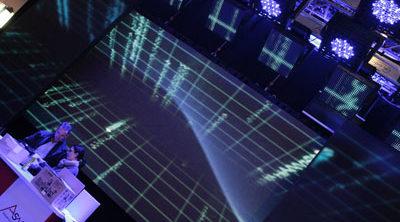 Prolight + Sound 2011 erste Impressionen