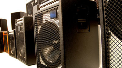 Prolight + Sound 2011 Loudspeaker