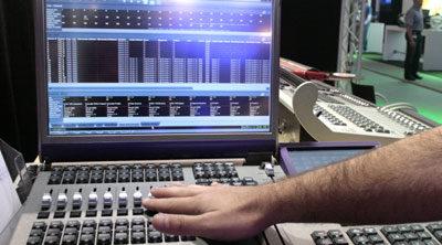 Prolight + Sound 2011 was zum regeln