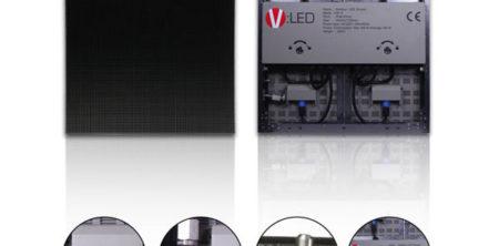LED Leinwand VSF6-LMP