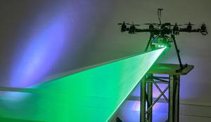 Laser-Drone-Kvant