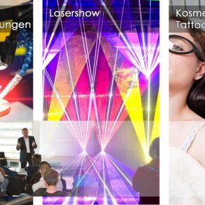 Seminare zu Sicherheit und Schutz bei Lasershows