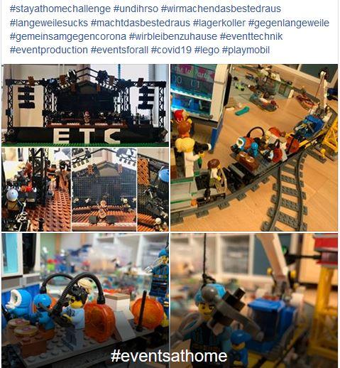 Events Lego PLS 2020