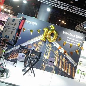 LumenRadio feiert 10-jähriges Jubiläum mit zwei Neuheiten