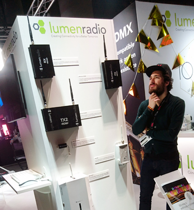 LumenRadio Prolight + Sound