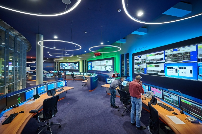 Gewinner Sinus Award Mission Control Center