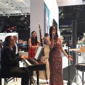 Nashi Young Cho Jazz Quartett: Live-Musik mit Chill-Faktor