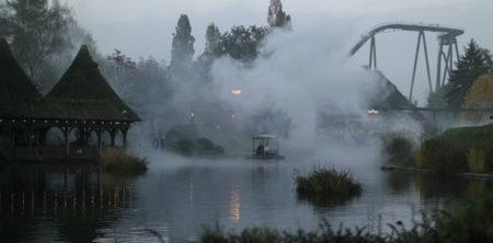 Nebel-ueber-See-by-Smoke-Factory