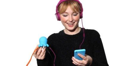 Octosplitter: Musik hoeren mit Freunden