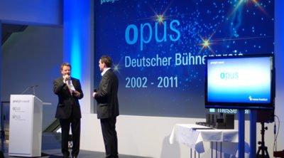 Verleihung des Sinus und Opus