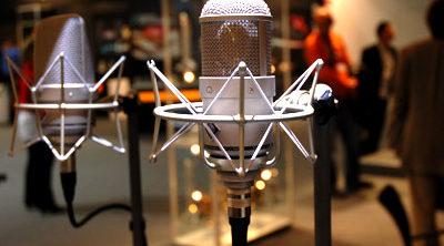 Prolight + Sound 2011 Mikrofone