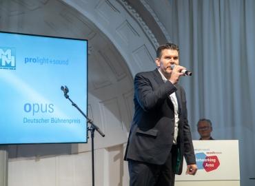 25 Jahre Opus – Opus feiert Jubiläum mit der Prolight + Sound