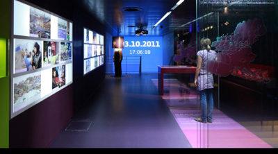 Besucherzentrum Palamentarium