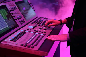 Exhibition - Prolight + Sound NAMM Russia 2014