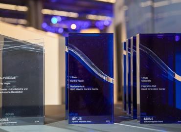 Bewerbungsphase für Sinus Award hat begonnen