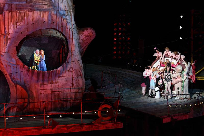 Italienisches Meisterwerk Rigoletto