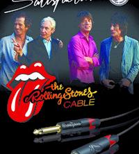 Rolling Stones Kabelserie für Adam Hall