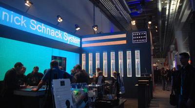 Aussteller auf der Prolight + Sound: Schnick-Schnack-Systems aus Köln