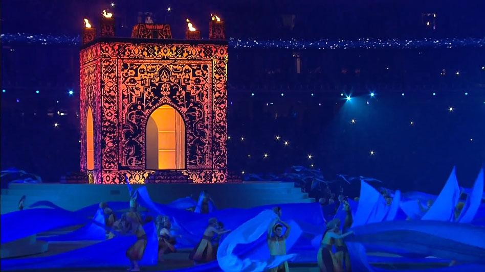 ShowTex European Games Baku