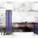 Neues Geschäftsfeld für VisionTwo: UV-C Desinfektionslampen