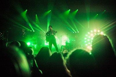 Tournee Milky Chance Lichtshow