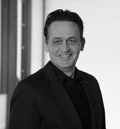 Andreas Gause, Leiter Marketing und Key Account Management der Gerriets GmbH