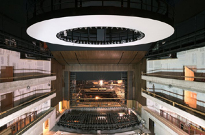 Bühnentechnik im Musiktheater Linz