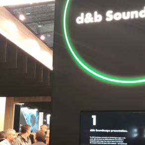 """d&b audiotechnik: """"Definitiv ein fester Platz für die d&b Familie"""""""