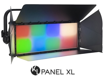 Elation präsentiert LED-Flächenleuchte KL Panel XL