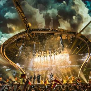 Best Practice - so wurde der Eurovision Song Contest von PRG ausgestattet