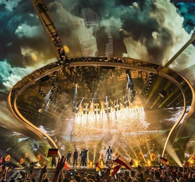 Best Practice – so wurde der Eurovision Song Contest von PRG ausgestattet