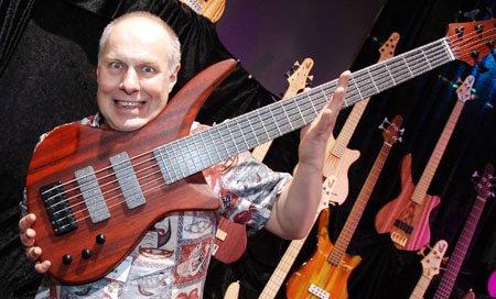 Gitarrenbaukünstler Fritz Rössel