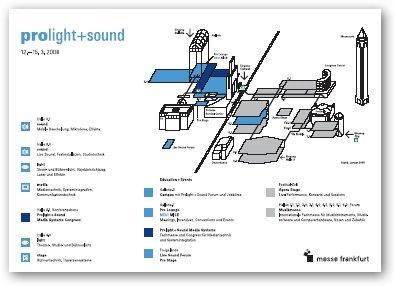 Hallenplan und Anfahrtsinformationen