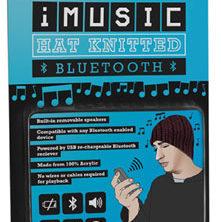 iMusic-Kopfhoerer-Muetze Gadget der Woche