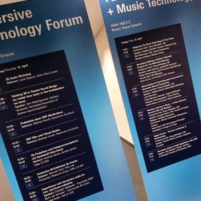Immersive Technology Forum beginnt heute