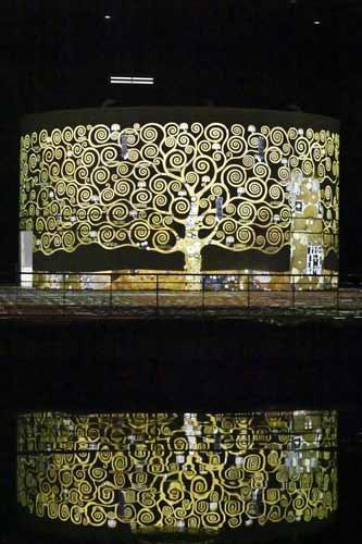 Klimt Bassins de Lumières
