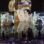 Vier digitale Ausstellungen in einer einzigartigen Location