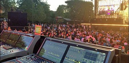 Lawo verantwortet den Sound beim Nationalfeiertag in Frankreich