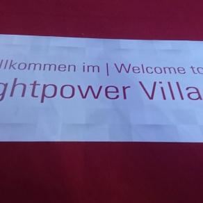 Willkommen im Lightpower Village 2019