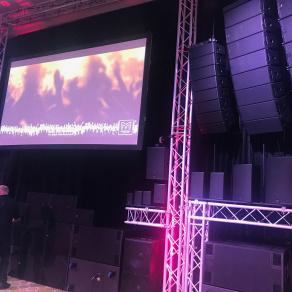 Martin Audio feiert zwei Weltpremieren