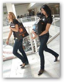 Messe-Babes 2007